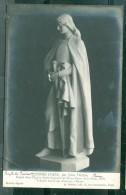Jeanne D'Arc , Par Jules Déchin , érigée Dans L'église Saint AUGUSTIN Et Notre Dame De La Gare , Paris  ( Plis )  LFR130 - Sculptures