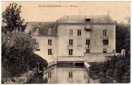 Isles Sur Suippe - Le Moulin - France