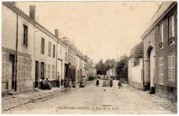 Isles Sur Suippe - Rue De La Gare - France