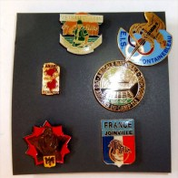 Pins Militaire A Identifier Envoie 1,80 - Militaria