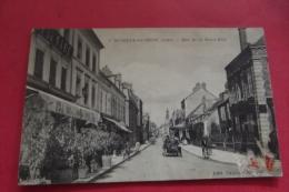 Cp Romilly Sur Seine Rue De La Boule D'or - Romilly-sur-Seine