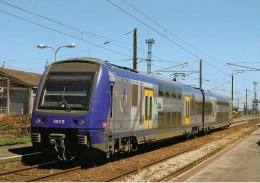 FRANCE : HAZEBROUCK  (59) Rame TER Nord-Pas De Calais  Z 23562 En 2007 Détails  2ème Scan - Trains