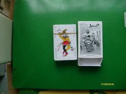 Playing Cards Carte Da Gioco FRANCESI Poker  RASMUSSEN  Edizione Stormi Bianco Nero NORVEGIA - Playing Cards (classic)