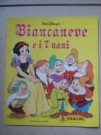 Album Completo Di Figurine Panini Biancaneve E I 7 NANI - Snow White And The 7 Dwarfs - Panini