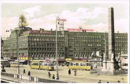 Copenhagen, Frihedsstøtten And Vesterport, 1950s - Denmark