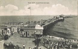 Clacton-on-Sea, The Pier, 1900s - Clacton On Sea