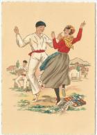 Pays Basque - Costumes - Danse - Accordéon - Armoiries - Costumes