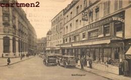 PARIS BRASSERIE BOFINGER 5 RUE DE LA BASTILLE BIERE DEVANTURE CAFE RESTAURANT - Cafés, Hôtels, Restaurants
