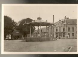 CPA 14 HONFLEUR Place Thiers Et Le Petit Casino Honfleurais - Honfleur