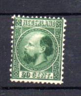 Guillaume III,10 Neuf Sans Gomme, Cote 750 €,  Centrage Plus Convenable - Ungebraucht