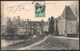 CPA Evron, Château De Foulletorte - Evron