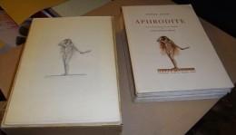 APHRODITE 1937 PIERRE LOUYS  Illustrations Couleurs PAUL-EMILE BECAT  UN DES 300 AVEC SA SUITE SUR HOLLANDE VAN GELDER - Livres, BD, Revues