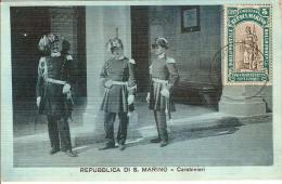 (C)*.San Marino.Carabinieri.F.to Piccolo (c14) - San Marino