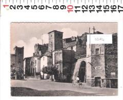 A 3384  SIPICCIANO PIAZZA UMBERTO I INGRESSO CASTELLO BICICLETTA - Viterbo