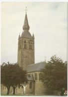 Blaton - Église - Extérieur Vers Le Calvaire - Bernissart