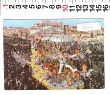 A 3414 VIAREGGIO CARNEVALE 1964 CARRO NON PIU PACE SULLA LUNA - Manifestazioni