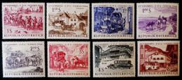 CONGRES DE L'UPU A VIENNE 1964 - NEUFS ** - YT 993/00 - MI 1156/63 - 1945-.... 2nd Republic