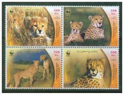 2003 - Wwf Cheetah - Iran - Iran