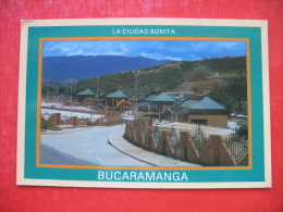 LA CIUDAD BONITA BUCARAMANGA Bus Terminal - Colombia
