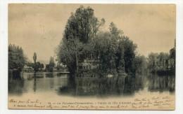 CP , 94 , LA VARENNE-CHENNEVIERES , Pointe De L'Ile D'Amour - France