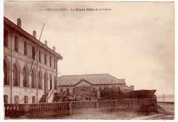 Cpa Algérie, Fort De L'Eau - Le Grand Hôtel Et Le Casino - Algérie
