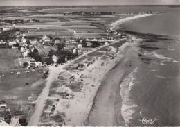 56 - DAMGAN / LA GRANDE PLAGE ET LA POINTE DE KERVOYAL - VUE AERIENNE - Damgan