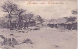 SOMALIE, Huttes Des Somalies - Somalie