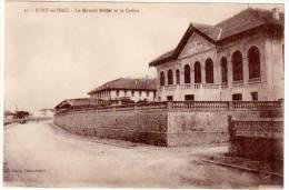 Cpa Algérie, Fort De L'Eau - Le Grand Hôtel Et La Casino - Algérie