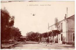 Cpa Algérie, Fort De L'Eau - Avenue De La Plage - Algérie