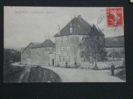 Ref2648 AX109 CPA Animée De Matour - Laprale - Hameau. - France