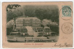 CHATEAU DE DAMPIERRE 1905. .. TBE NON DIVISEE - Non Classés