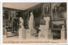 LANGRES. INTERIEUR DU MUSEE HISTORIQUE ET ARCHEOLOGIQUE... TBE - Langres