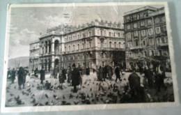 TRIESTE – PIAZZA UNITA' – PALAZZO DEL GOVERNO – VIAGGIATA 1936 – (1339) - Trieste