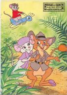CPM Disney - Bernard Et Bianca - Au Pays Des Kangourous - N° 6/4 - Non Classificati