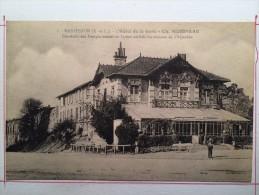 MAINTENON, Hôtel De La Gare Ch. Morineau - Maintenon