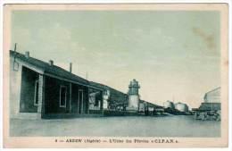 """Algérie, Arzew - L'usine Des Pétroles """"Cipan"""" - Algérie"""