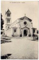 Algérie, Saint Denis Du Sig - L'église - Algérie