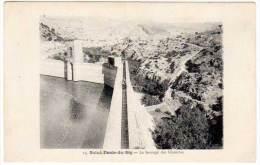 Algérie, Saint Denis Du Sig - Le Barrage Des Cheurtas - Andere Steden