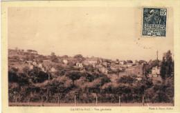 GAGES-LE-BAS -- VUE  GENERALE - France
