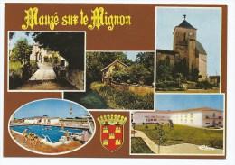 Lin@ CP MULTIVUES MAUZE SUR LE MIGNON - Mauze Sur Le Mignon