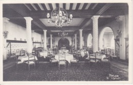 LE CAIRE HOTEL KOFLER  INTERIEUR RESTAURANT RARE - Kairo
