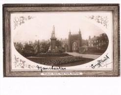 21730 ( 2 Scans ) Victoria Arch Peel Park Salford - Sonstige