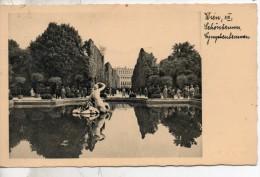 Autriche. Vienne. Schonbrunn. Carte Photo - Château De Schönbrunn