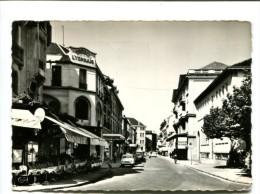 CP - ANNEMASSE (74) Rue De La Gare - Annemasse