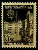 DIRECTION DES POSTES ET TELEGRAPHES 1965 - NEUF ** - YT 1038 - MI 1202 - 1945-.... 2nd Republic