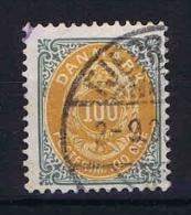 Denmark: 1875  Mi Nr 31 I Y Watermark 1Y, Perfo 12,75 Used - 1864-04 (Christian IX)