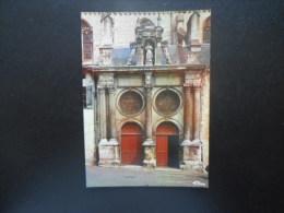 (52) Carte Postale  JOINVILLE : Portail De L'église Notre Dame - Joinville