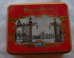 BOITE BERGAMOTES DE NANCY - Dozen