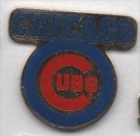 Baseball , Cubs De Chicago - Honkbal