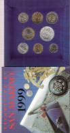 SAN MARINO ORIGINAL BU SET 1999 - Saint-Marin
